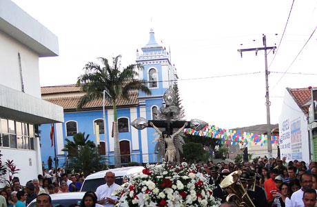 Brumado: Católicos irão festejar o Bom Jesus nesta terça-feira, 06