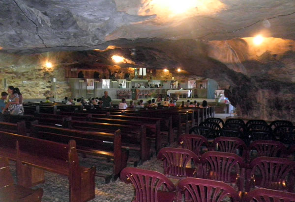 Site de viagens destaca Santuário de Bom Jesus da Lapa entre destinos como templos pelo mundo