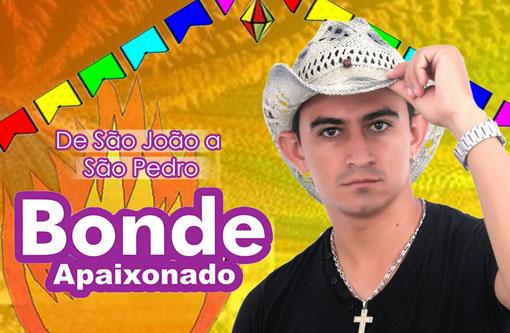 Nesta temporada junina faça seu show com a banda Bonde Apaixonado