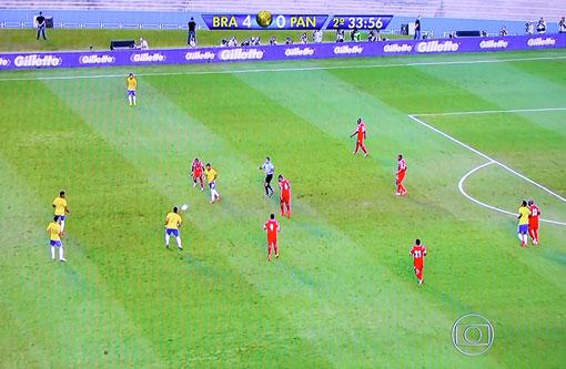 Seleção Brasileira vence amistoso contra o Panamá