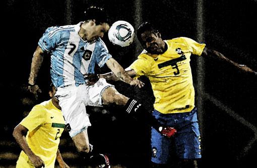 Eliminatórias da Copa: Brasil enfrenta Argentina nesta quinta-feira