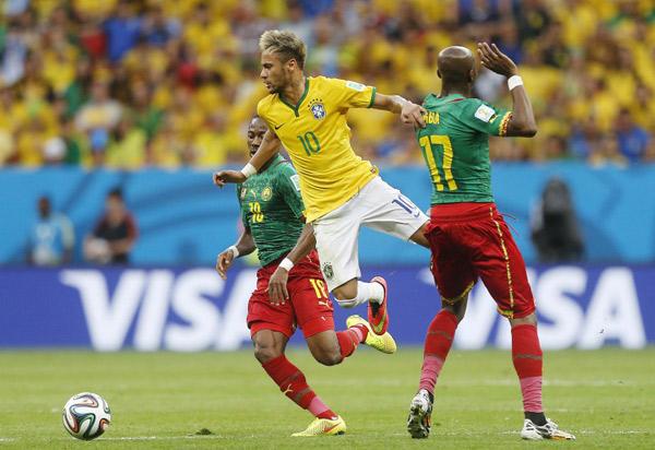 Seleção Brasileira enfrenta hoje (20) Camarões no seu último jogo amistoso deste ano