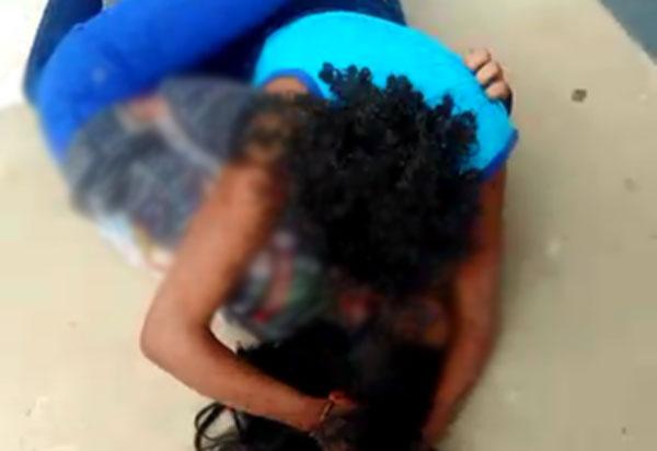 Brumado: vídeo com duas alunas da Escola Municipal Idalina Azevedo brigando viraliza na internet