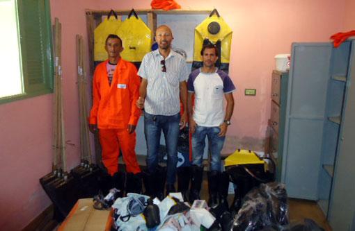 Prefeitura de Barra da Estiva recebe kits da Defesa Civil