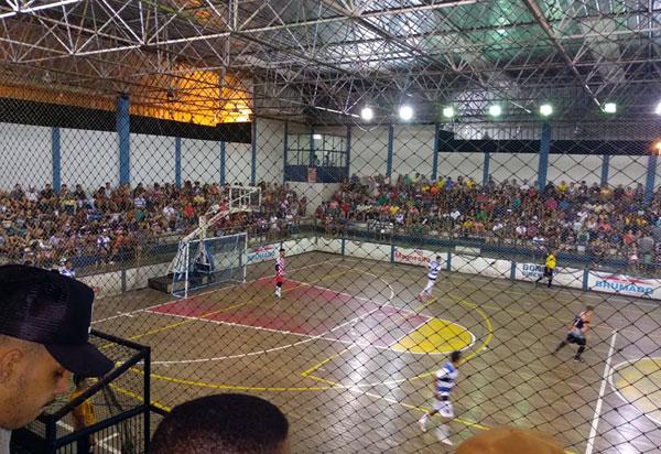 Brumado: Boleiros e União se enfrentam na semifinal do Campeonato Brumadense de Futsal 2019 nesta sexta (08)