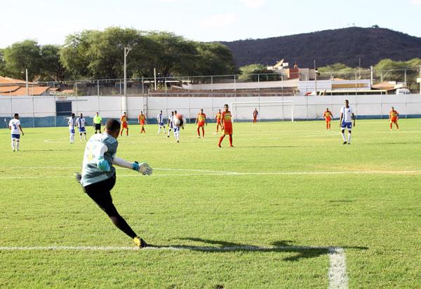 Seleção brumadense de futebol  está na 6ª colocação geral do Campeonato Intermunicipal