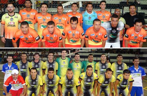 Futsal: Brumado e Barra da Estiva decidem Campeonato do Sudoeste