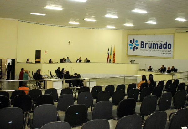 Projeto que altera sistema da zona azul é apresentado na Câmara de Vereadores de Brumado