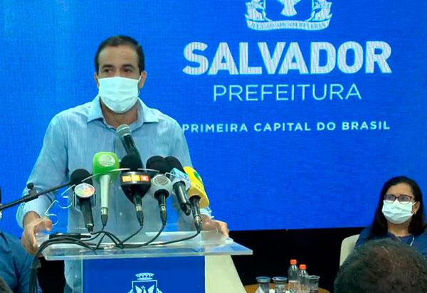 Carnaval de Salvador, previsto para julho, pode ser adiado