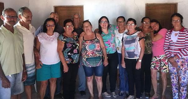 Brumado: foi realizado Grupo de Saúde na comunidade Cabaceiras