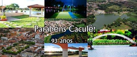 14 DE AGOSTO 93º ANIVERSÁRIO DE CACULÉ