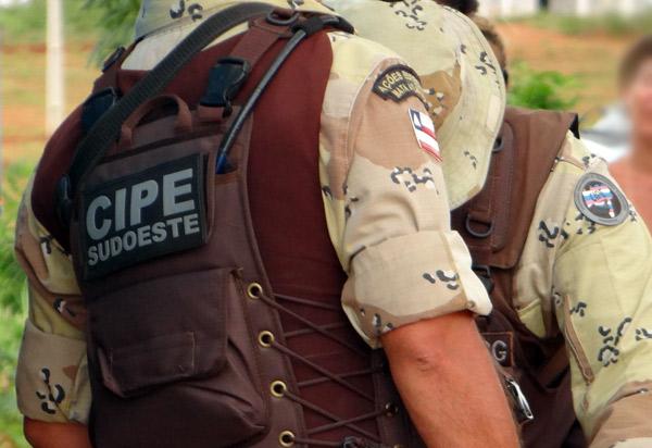 Bandido recebe policiais da Caesg à tiros em Aracatu e acaba morrendo no confronto
