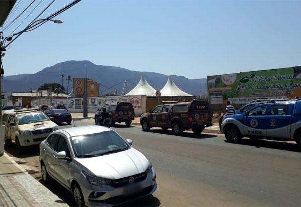 Integrante da quadrilha que assaltou carro forte na BR-116 morre em confronto com a polícia em Livramento