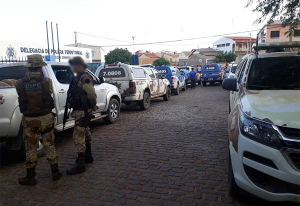 Justiça decreta prisão de criminosos responsáveis pelo roubo ao carro-forte da Prosegur em Boa Nova