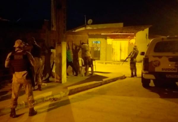 CAESG  deflagra operação AERARIUM em cidades da região