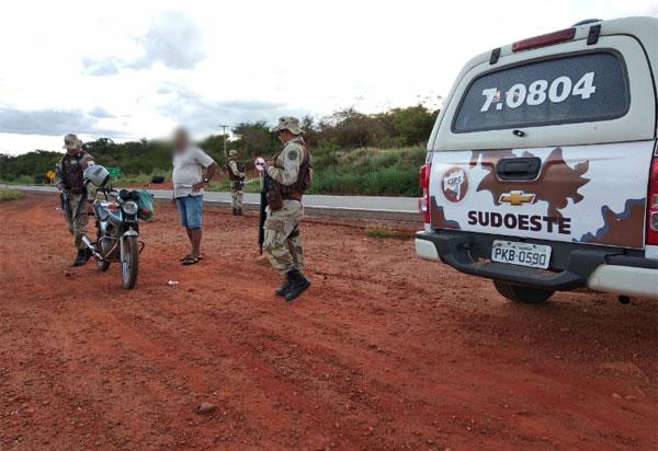 Caesg inicia Operação Tiradentes na região Sudoeste