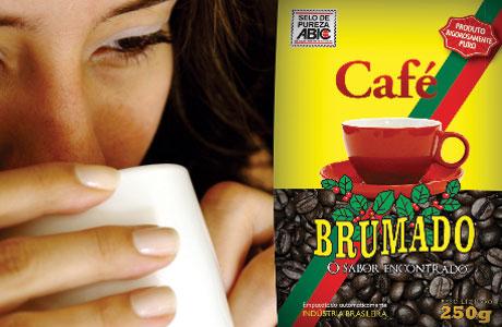 DELICIOSO: CAFÉ BRUMADO 'O SABOR ENCONTRADO'