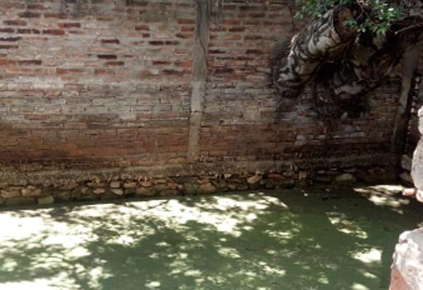 Dom Basílio: moradora da comunidade Boa Vista denuncia desvio de água de reservatório para plantação particular