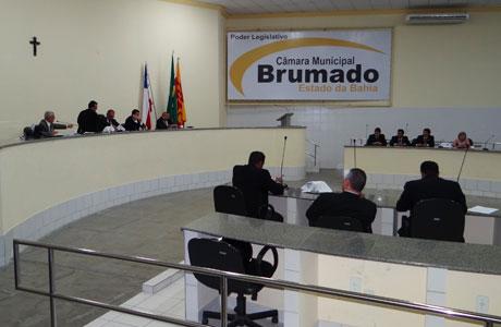 BRUMADO: ORÇAMENTO 2013 COM REMANEJAMENTO DE 80%
