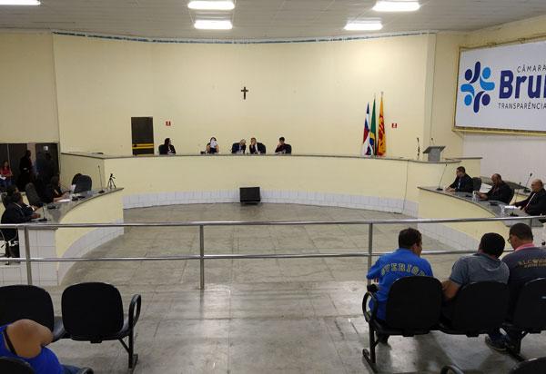 Coronavírus: Sessão da Câmara de Vereadores de Brumado desta segunda-feira (23) É cancelada