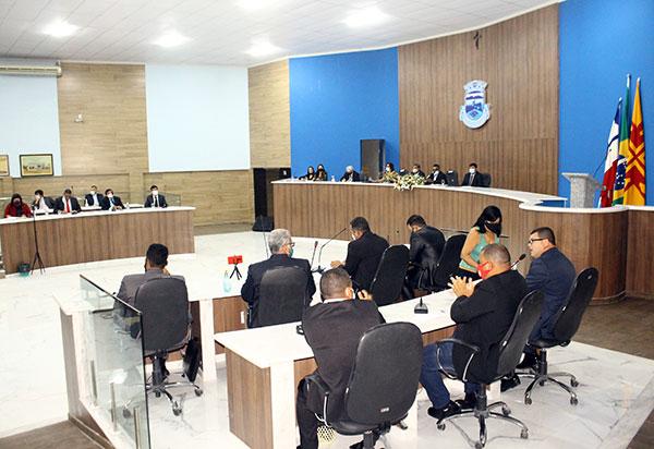Brumado: Devido ao toque de recolher sessão da Câmara de Vereadores desta segunda (22) foi antecipada para às 16h30