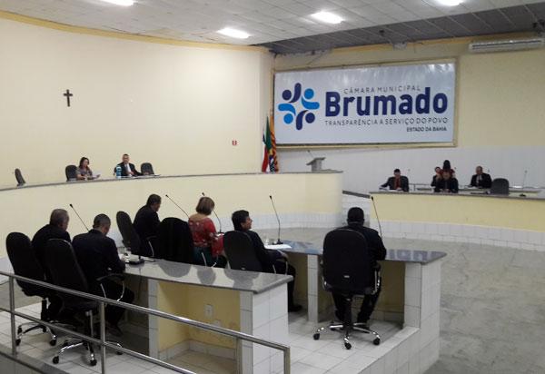 Legislativo brumadense retoma atividades após recesso parlamentar