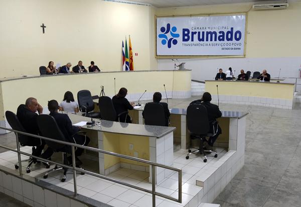 Política Brumadense: Situação e Oposição prometem debates acirrados em 2020