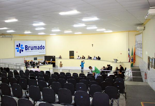 Brumado: devido ao jogo do Brasil, sessão do Legislativo será antecipada para quarta (20)
