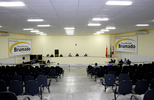 Brumado: Falta de energia em emissora de rádio faz com que sessão da Câmara de Vereadores seja relâmpago