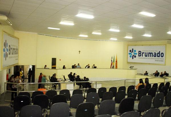 Plano Municipal de Saneamento Básico de Brumado é aprovado pelo Poder Legislativo