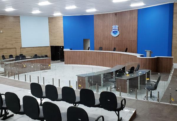 Câmara de Vereadores de Brumado realiza segunda-feira (10) sessão para eleger vice-presidente da Mesa Diretora