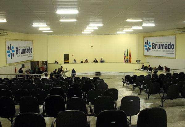 Brumado: inauguração da sessão Legislativa do ano de 2020 será dia 03 de fevereiro