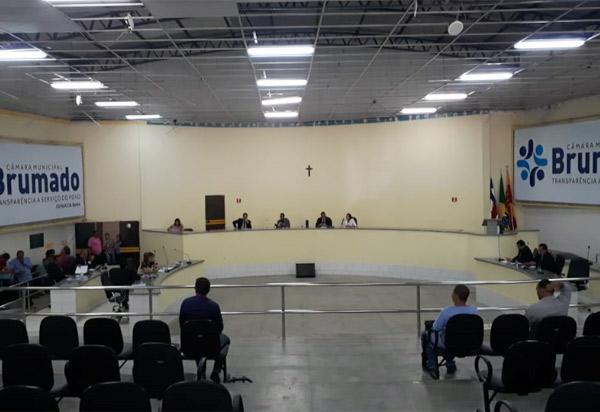 Brumado: confira a pauta da sessão do Legislativo desta quinta-feira (11)