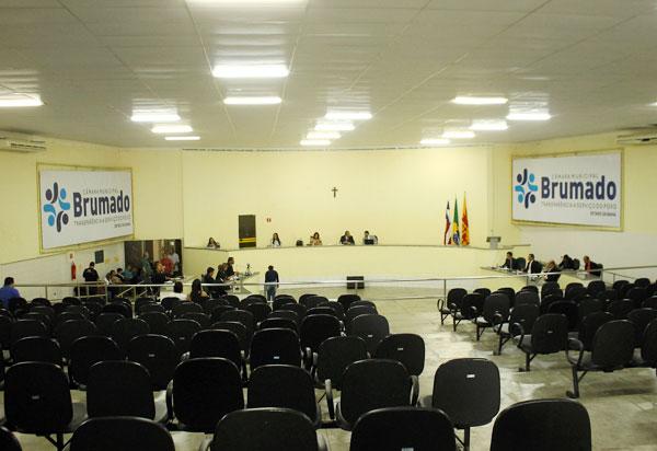 Brumado: Por acordo de lideranças, Projetos de Lei 023 e 026 são retirados de pauta