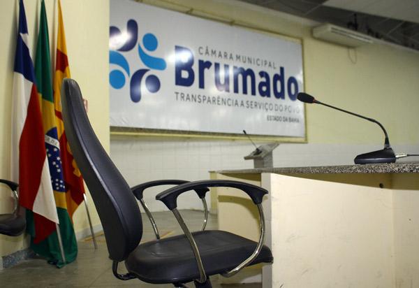 Única chapa se inscreve para eleição da mesa diretora da Câmara de Vereadores de Brumado
