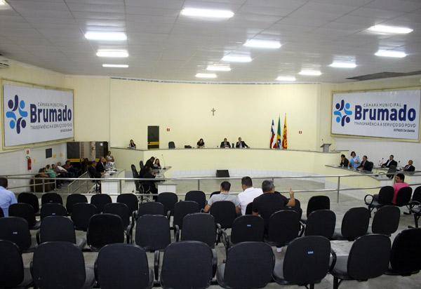 Será votado nesta sexta (07) na Câmara de Vereadores de Brumado o PL que autoriza a prefeitura delegar a exploração dos serviços públicos de abastecimento de água e esgotamento