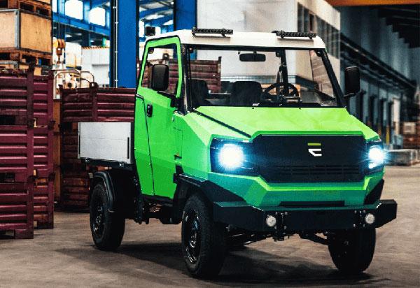 Empresas alemãs devem produzir caminhão elétrico na Bahia