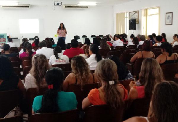Brumado: SESOC promove campanha da Semana Estadual pelo Direito de Ser na Primeira Infância