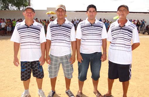 Brumado: Vai começar o Campeonato do Bairro São Felix 2014