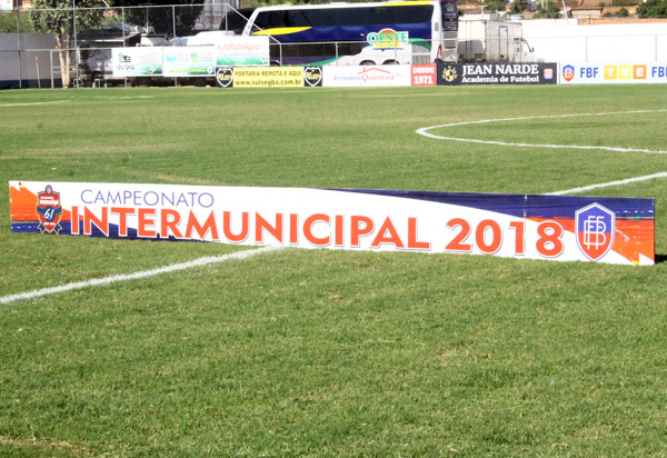 Definidos os confrontos das oitavas de final do Intermunicipal