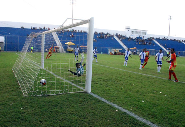 Intermunicipal: Primeira rodada teve média de 2,2 gols por jogo