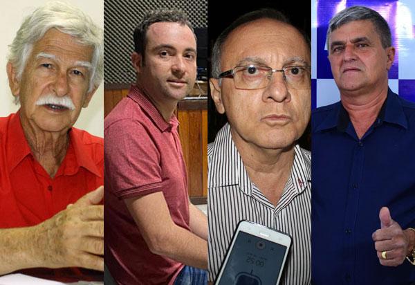 Com 04 candidatos a prefeito, campanha eleitoral em Brumado começa no próximo domingo (27)