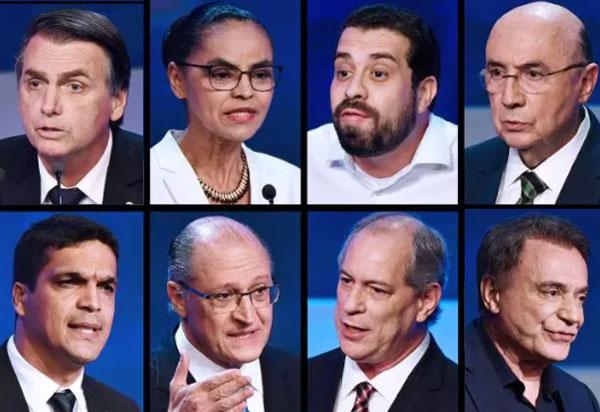 Pesquisa: sem Lula, Bolsonaro lidera pesquisa com 23,9% dos votos