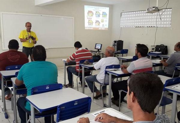 SMTT promove a capacitação de motoristas em Brumado