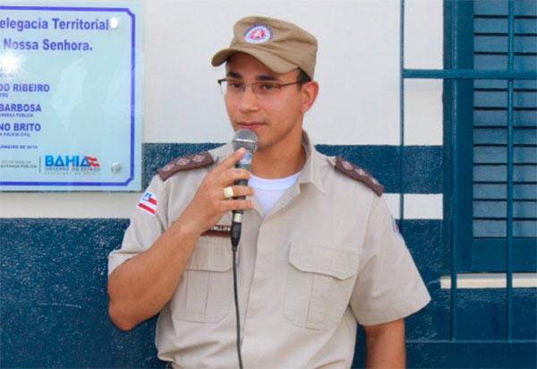 Brumado: Capitão Barcellos é nomeado coordenador do CICOM