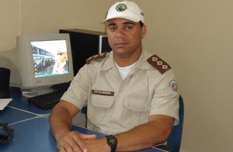 CAPITÃO ROGÉRIO NOMEADO SUB-COMANDANTE DA 2ª CIPRV