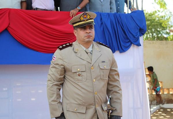 Livramento: Capitão Vandilson Araújo assume o comando da 46ª CIPM em solenidade militar
