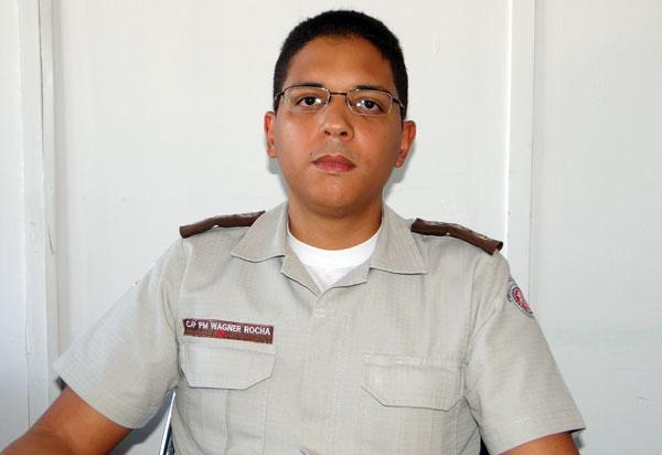 Capitão Wagner Rocha irá assumir o comando da 46ª CIPM em Livramento de Nossa Senhora