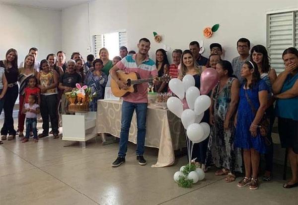 Aracatu: CAPS celebrou a Páscoa com belíssimas homenagens