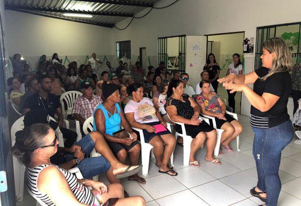 Brumado: Projeto CAPS Itinerante visitou o Distrito de Itaquaraí